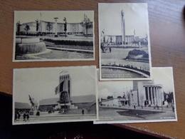4 Cartes De Bruxelles - Exposition 1935 --> Ne Pas écrit - Expositions Universelles