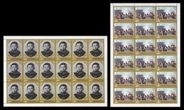 North Korea 2013 Mih. 5963/64 Kim Jong II (sheets) MNH ** - Corée Du Nord