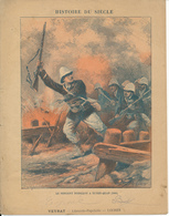 Couverture De Cahier - Le Sergent Bobillot - VEYRAT, Loches, Collection Charavay, Martin - Protège-cahiers