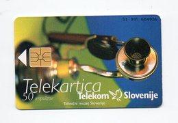 Telekom Slovenije 50 Imp. - Tehnični Muzej SLO - Eslovenia
