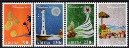 Aruba - 2017 - Christmas - Mint Stamp Set - Curacao, Netherlands Antilles, Aruba