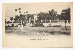 Saint-Denis - Le Gouvernement - Réunion