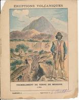 Couverture De Cahier - Tremblement De Terre De Messine - Schuehmacher - Protège-cahiers