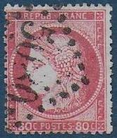 Egypte - G.C. 5080  De Alexandrie - Marcophilie (Timbres Détachés)