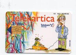 Telekom Slovenije 25 Imp. - Telekartica - Slovénie