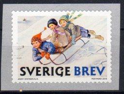 SWEDEN, 2018, MNH, CHRISTMAS, 1v - Kerstmis