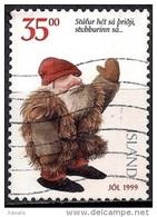 Iceland 1999 Christmas Gnomos - 1944-... República