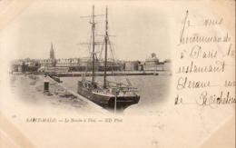 D35  SAINT- MALO  Le Bassin à Flot  ..... - Saint Malo