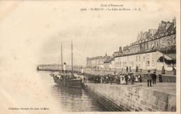D35  SAINT- MALO  La Cale De Dinan  ..... - Saint Malo