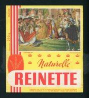 BUVARD:  BISCOTTE REINETTE - VANVES - SACRE DE NAPOLEON - Biscottes