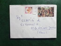 (17336) STORIA POSTALE ITALIA 1989 - 6. 1946-.. Repubblica