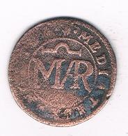 MEDIATRIX NOSTRA  1636 SPAANSE NEDERLANDEN  ANTWERPEN (armenpenning/token) BELGIE /1288/ - Belgique