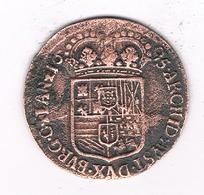 OORD 1695 SPAANSE NEDERLANDEN (Carlos II) BELGIE /1289/ - Belgique