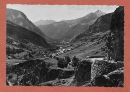 * CPM..dépt 04...SAINT PAUL L'UBAYE   :   Serenne Et La Route De Fouillouse : Voir 2 Scans - France