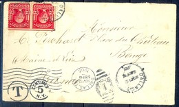 K8- USA United States Postal History Cover. - Postal History