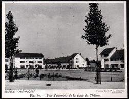 1940  --  EINDHOVEN  LE BURGH  PLACE DU CHATEAU  3Q667 - Ohne Zuordnung