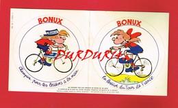 1 Autocollant BONUX Tour De France - Autocollants