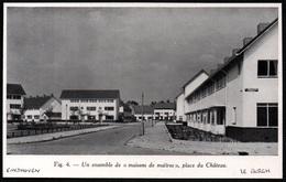 1940  --  EINDHOVEN  LE BURGH  MAISONS DE MAITRE PLACE DU CHATEAU  3Q668 - Alte Papiere
