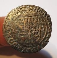 SPANISH NETHERLANDS. PATARD 1617 TOURNAI. ALBERTUS ET ISABELLE. PAYS BAS ESPAGNOLS. - Belgique