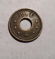 TOKEN GETTONE    R.   I. - Monetary/Of Necessity