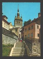 Sighisoara - Turnul Cu Ceas - Roumanie