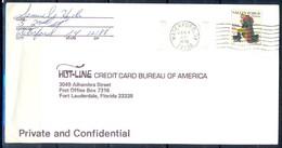 K27- USA United States Postal History Cover. - Postal History