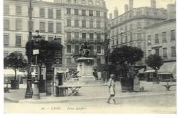 Lyon -  Place Ampère, 1910 - Lyon