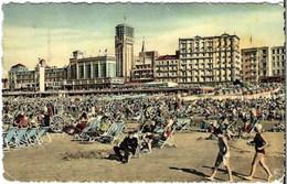 BLANKENBERGE - Plage Et Casino - Oblitération De 1955 - Edition John Prévot - Blankenberge