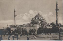 Constantinople-Mosquée Bayazid - Turkey