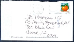 K47- USA United States Postal History Cover. Post To U.K. England. - Postal History