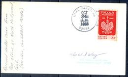 K53- USA United States Postal History Cover. - Postal History