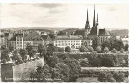 W1084 Luxembourg - Cathedrale De Notre Dame / Viaggiata 1962 - Lussemburgo - Città