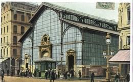 Lyon -  Les Halles, 1907 - Lyon