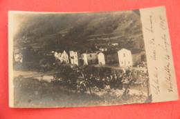 Genova Isola Del Cantone 1907 Rppc +++++++ - Altre Città