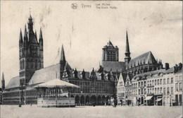 YPRES-IEPER - Les Halles - Ieper