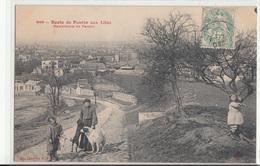 CPA- Route De Pantin Aux Lilas Panorama De Pantin- Dép93 -2scans - Pantin