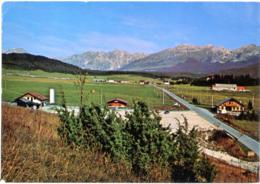 PIAN CANSIGLIO  BELLUNO TAMBRE D'ALPAGO  TREVISO FREGONA  Panorama Verso Le Prealpi - Belluno