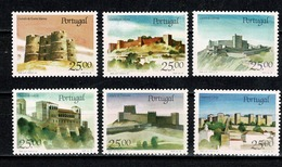 Portugal  1987 Yv. 1685/86*, 1697/98*, 1709/10* MH (2 Scans) - Neufs