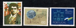 Portugal  1987 Yv. 1704*, 1707/08* MH (2 Scans) - Neufs