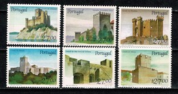 Portugal  1988 Yv. 1716/17*, 1729/30*, 1735/36* MH (2 Scans) - Neufs