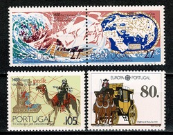 Portugal  1988 Yv. 1718/19*, 1720*, 1731* MH (2 Scans) - Neufs