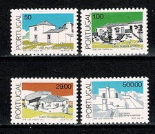 Portugal  1989 Yv. 1758/61* MH (2 Scans) - Neufs