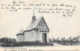 Ath NA33: Chapelle St-Antoine, Bois Du Renard 1908 - Ath