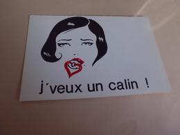 BELLE  ILLUSTRATION ....J'VEUX UN CALIN !!!! - Non Classés