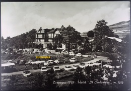 VIAGGIATA 1969 CARPEGNA (PS) HOTEL LA CANTONIERA M. 1010 - Hotels & Restaurants