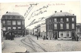 Morlanwelz NA30: Rue Du Polichène 1916 - Morlanwelz