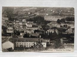 Saint Affrique. Quartier Du Collège - Saint Affrique
