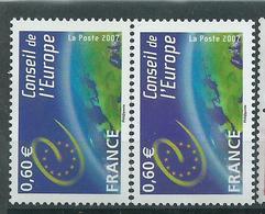 [28] Variété :  Services N° 136 Ciel Outremer Au Lieu De Violet + Normal ** - Variétés Et Curiosités
