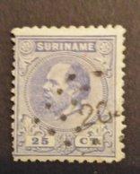 Suriname - Nr. 10aD Gestempeld - Surinam ... - 1975