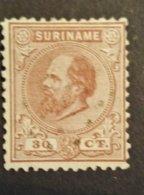 Suriname - Nr. 11C Gestempeld - Surinam ... - 1975